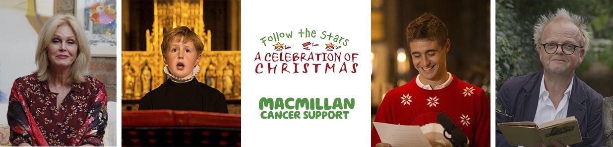 'FOLLOW THE STARS' WITH MACMILLAN