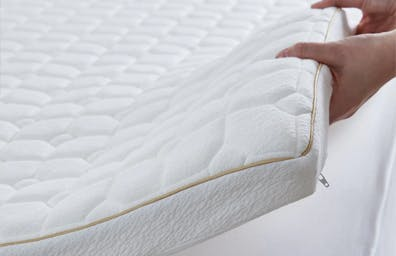 DORMA TENCEL BLEND MEMORY FOAM TOPPER