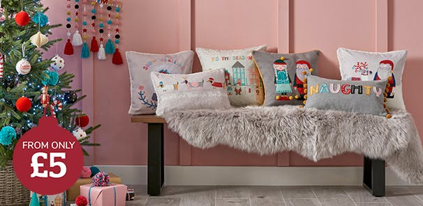 Cheery, welcoming and oh so comfy