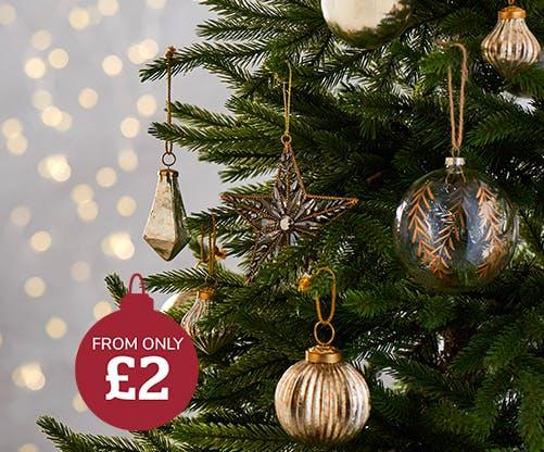 Christmas Shop Decorations Ideas Inspiration Dunelm