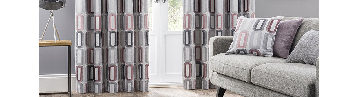 Up to 50% off selected Curtains & Blinds