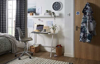 Making halls a home from home