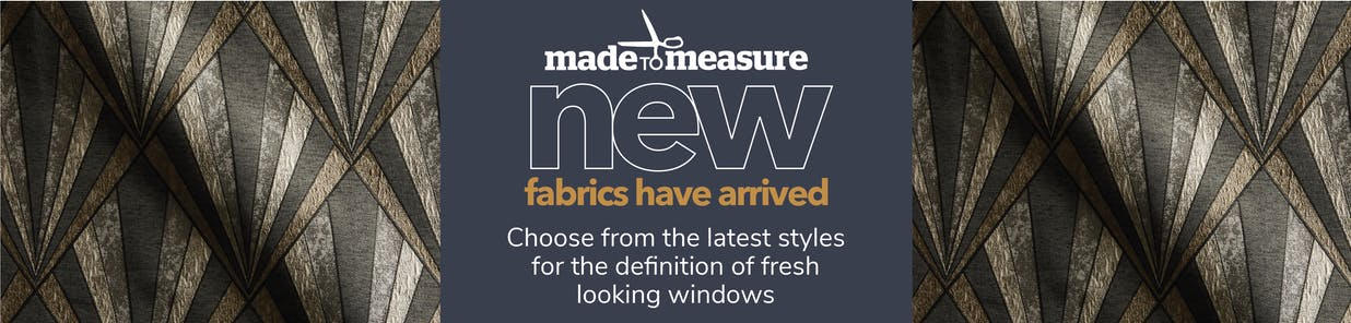 Shop New Made to Measure
