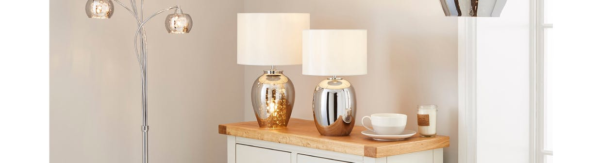 20% off selected Lighting