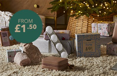 From big surprises to stocking fillers