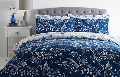 Oriental Birds Bedding Collection