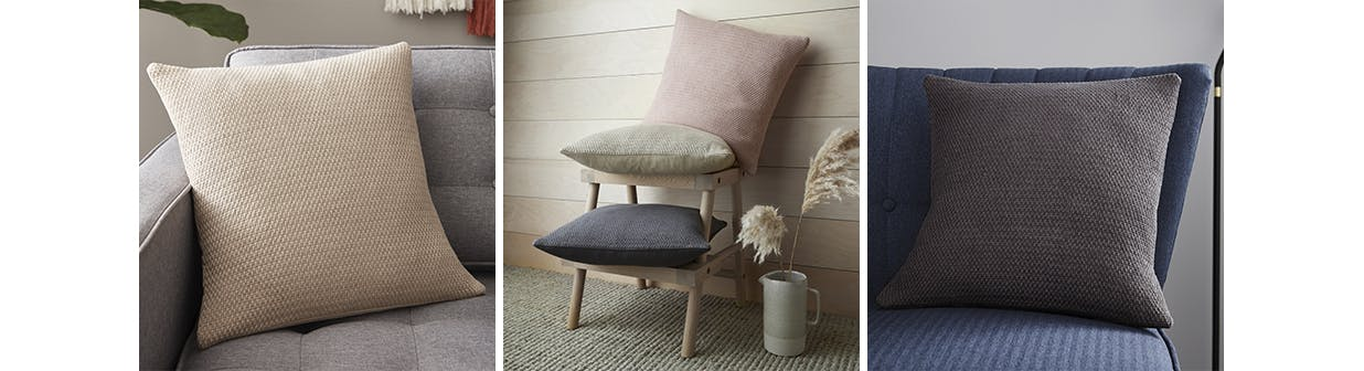 Up to 50% off selected Cushions