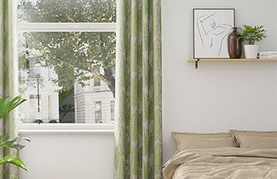 Custom curtains and bespoke blinds