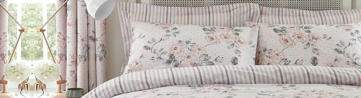 Up to 50% off selected Bedding
