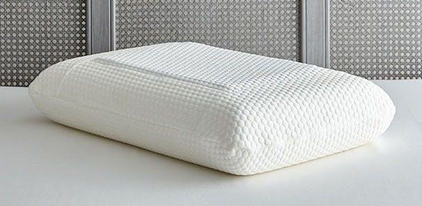The memory foam pillow
