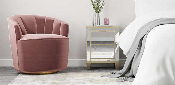 Contemporary elegance for restful living