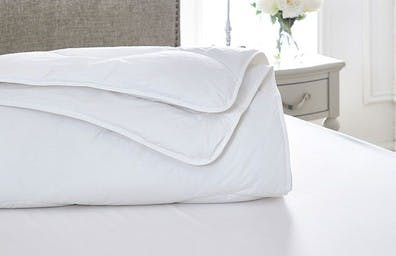 The lightweight duvet