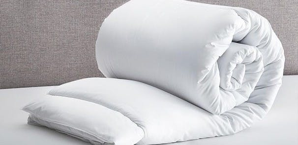 The all-season duvet