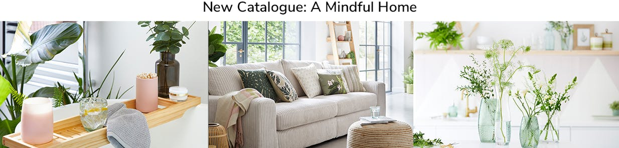 Filled with new products and practical ways to promote calm and wellbeing in your home