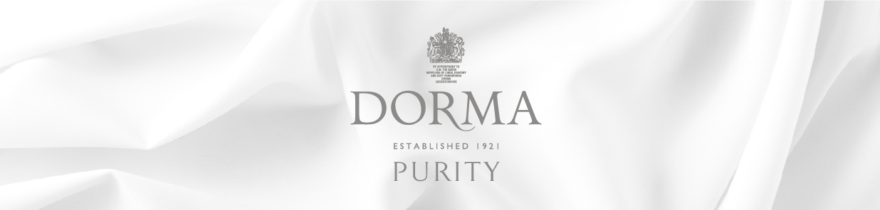 Life is rarely immaculate, but your bedding can be. With our Purity collection, you can expect an unwavering dedication to the finest quality materials, attention to detail, indulgent comfort and long-lasting loveliness - all carefully crafted into satisfyingly crisp, fresh designs that encourage calm, relaxation and an appreciation of simple elegance.