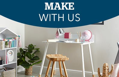 Get crafty with DIY makes and bakes