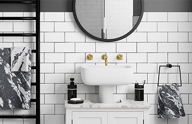 IDEAS TO HELP YOU FIND YOUR BATHROOM BLISS