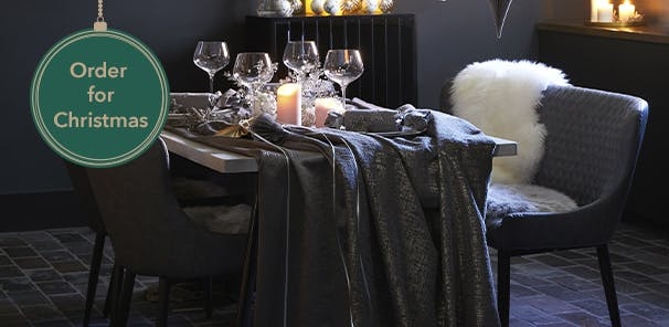 Make space at the table from £5