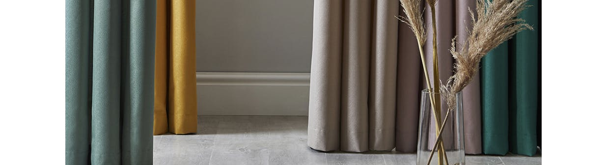 30% off selected Curtains