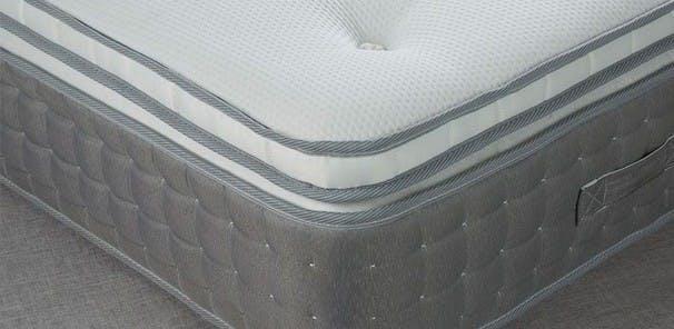 The orthopaedic mattress