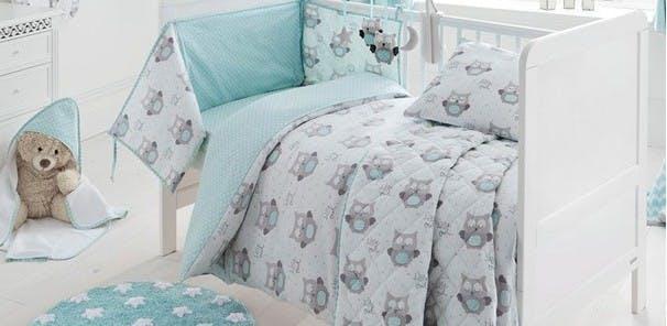 The softly, softly bedding