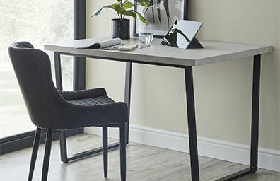Featuring our stylish Claude Table, £50