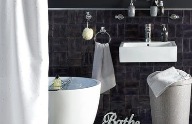Sparkle Bathroom Collection