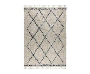 Berber Geometric Shaggy Rug