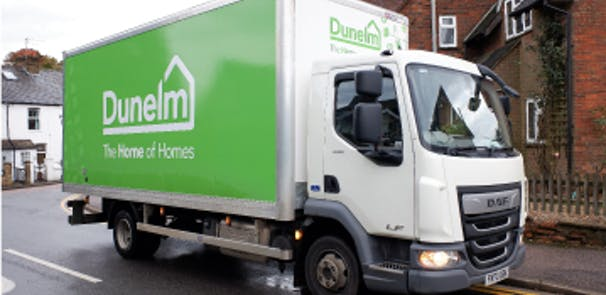 Free standard delivery over £49, furniture delivery just £9.95