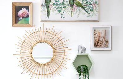 HOW TO CREATE A PICTURE-PERFECT GALLERY WALL