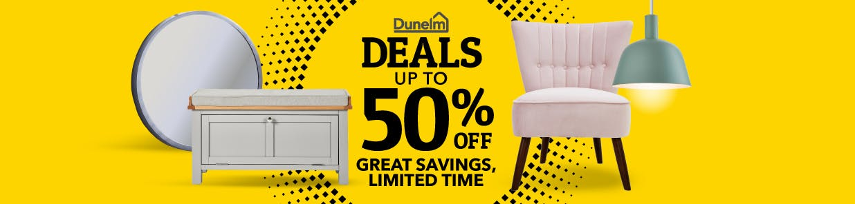 Snap up a saving! Up to 50% off selected items
