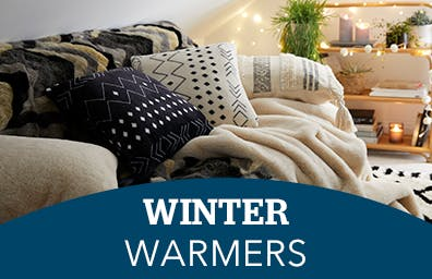 Cosy comfort for every room and mood