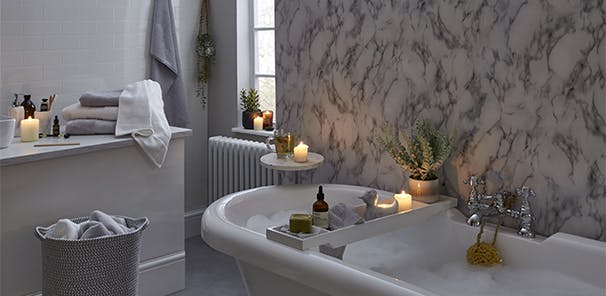 SPA NIGHT PAMPERING AT HOME