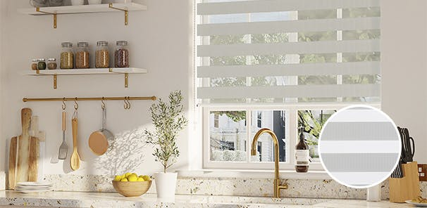 Get the right balance of light and privacy