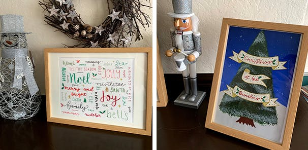 SAMANTHA'S PERSONALISED PAINTED GIFTS