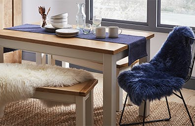 7 WAYS TO STYLE YOUR SHEEPSKIN RUG