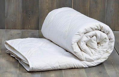 The all season  wool duvet