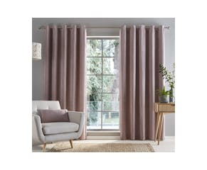 Corduroy Mauve Curtains