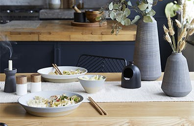 MY PLACE OR YOURS: CASUAL DINING