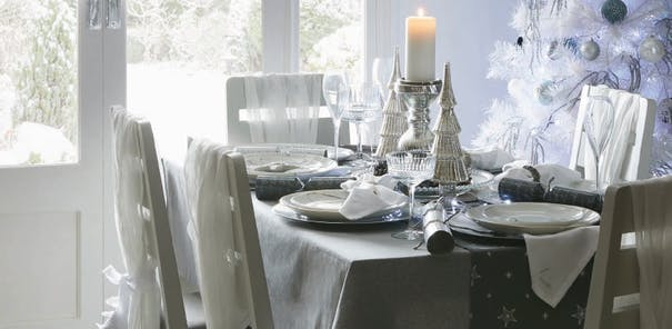 Serve up festive looks, food and gifts