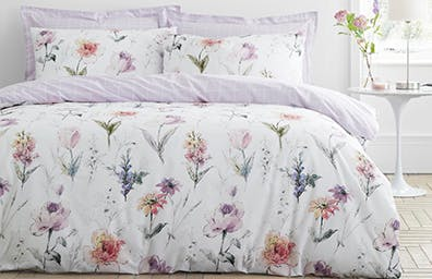 REVERSIBLE DUVET COVERS