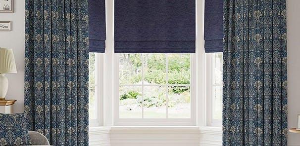 100s of fabrics online, 1000s in-store