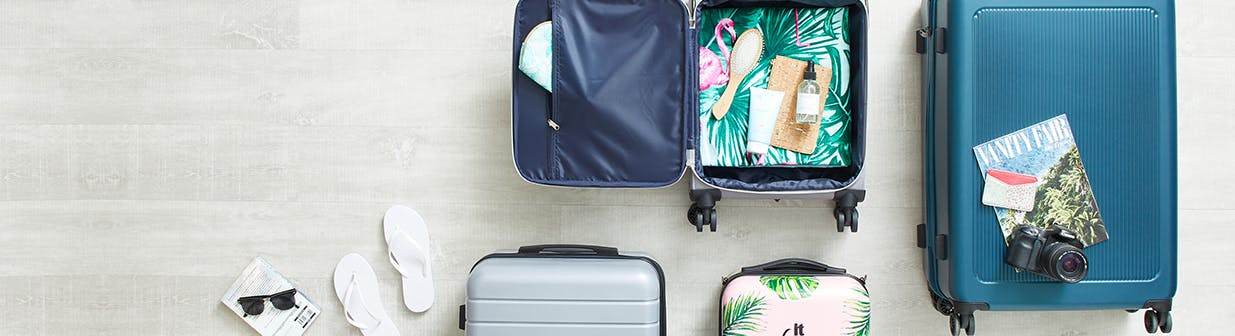 20% off all luggage