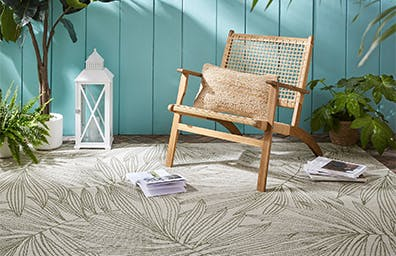 Spruce up your outdoor flooring