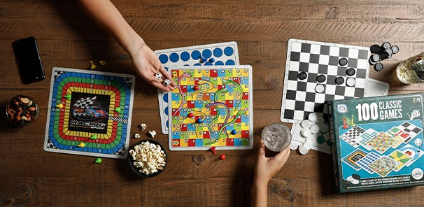GAME ON: BOARD GAMES FOR BETWIXTMAS