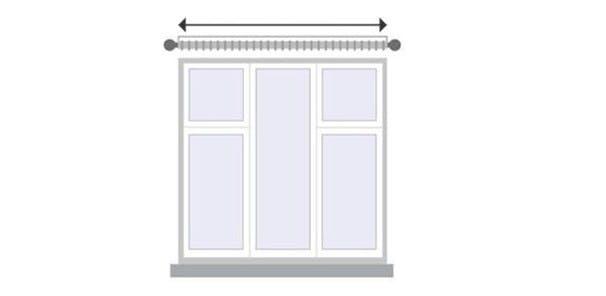 Curtain Pole:
