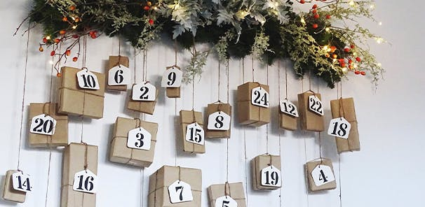 A CREATIVE CHRISTMAS COUNTDOWN WITH JONATHON MARC MENDES