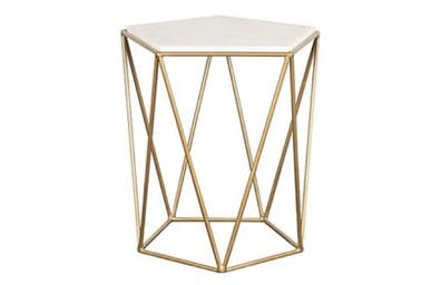 Charter Marble Side Table