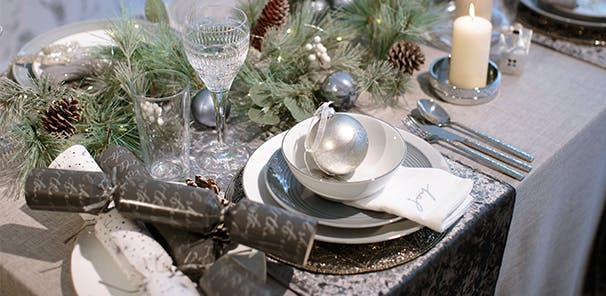 SECRET STYLING CLUB'S TABLESCAPING WORKSHOP