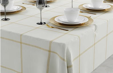 Set your dining runway